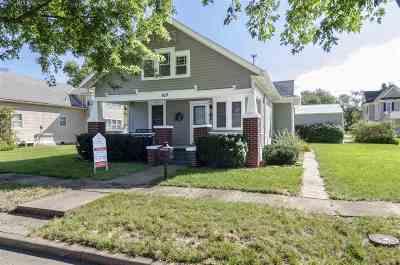 Herington Single Family Home For Sale: 610 N C Street