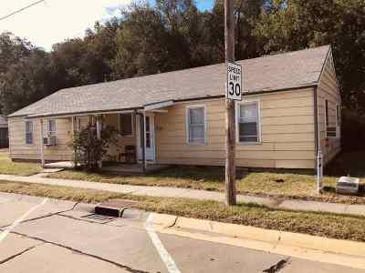 Riley County Multi Family Home For Sale: 405-407-409 Riley Avenue