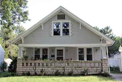 Riley County Single Family Home For Sale: 1615 Houston