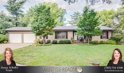 Riley County Single Family Home For Sale: 1621 Baltimore Terrace