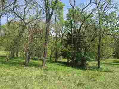 Wamego Residential Lots & Land For Sale: 2820 Cedarsprings Lane