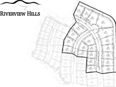 St. George Residential Lots & Land For Sale: 81 Riverview Hills Lots