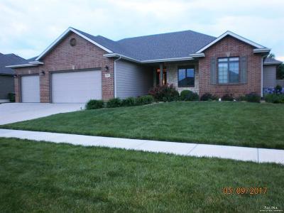 Salina Single Family Home For Sale: 410 Greystone Drive