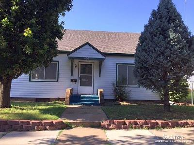 Minneapolis KS Single Family Home For Sale: $65,000
