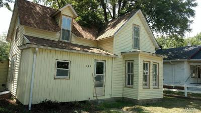 Bennington Single Family Home Under Contract: 205 North Stark Street
