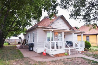 Salina Single Family Home For Sale: 605 North 10th Street