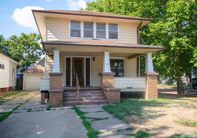 Salina Single Family Home For Sale: 600 West Ash Street