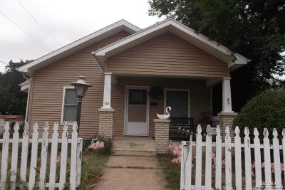 Salina Single Family Home For Sale: 721 Morrison Avenue