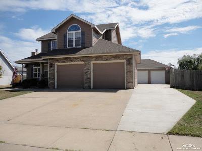 Salina KS Single Family Home For Sale: $212,000