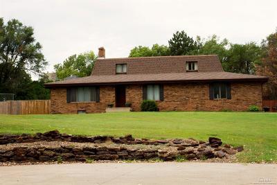 Salina Single Family Home Under Contract: 1949 Ridgeview Road