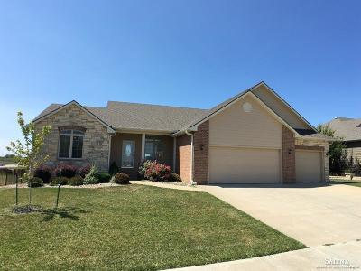 Salina Single Family Home For Sale: 2226 Sunset Ridge Drive