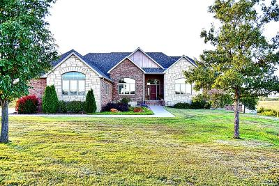 Salina Single Family Home For Sale: 5715 North Streckfus Trail