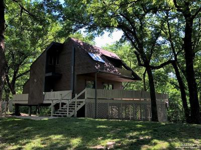 Salina Single Family Home For Sale: 3284 North Old Highway 81