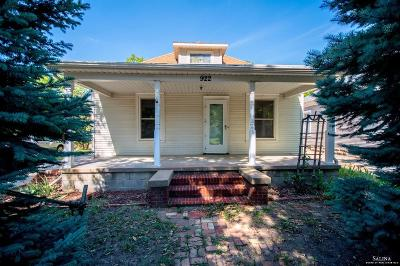 Salina KS Single Family Home For Sale: $50,000