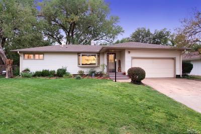 Salina KS Single Family Home For Sale: $163,500