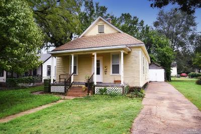 Salina KS Single Family Home For Sale: $55,000