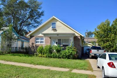 Salina KS Single Family Home For Sale: $73,000