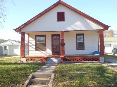 Salina Single Family Home For Sale: 910 Custer Street