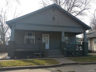 Salina Single Family Home For Sale: 431 Washington Street
