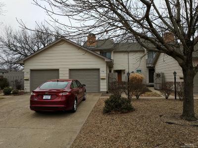 Salina Single Family Home For Sale: 1306 Parkwood Drive