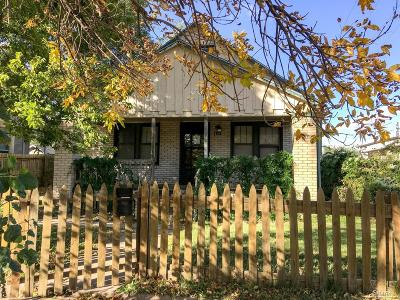 Salina Single Family Home Under Contract: 102 West Jewell Avenue