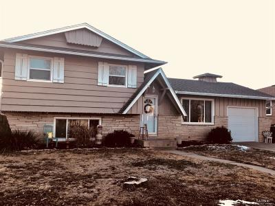 Salina Single Family Home For Sale: 2228 Wesley Street