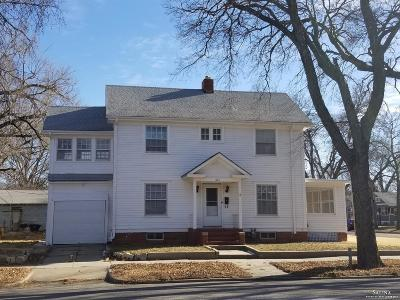 Salina Single Family Home For Sale: 863 South 9 Th Street