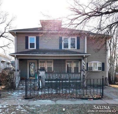 Salina Single Family Home For Sale: 213 West Minneapolis Avenue
