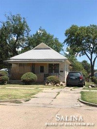 Salina Single Family Home For Sale: 720 North 8 Th Street