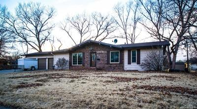 Salina Single Family Home Under Contract: 426 Aullwood Road