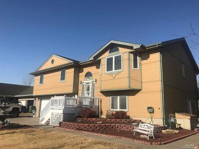 Salina Single Family Home For Sale: 1311 East Magnolia Road