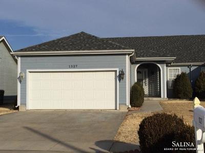 Salina Single Family Home For Sale: 1327 Sierra Drive