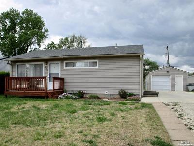 Salina Single Family Home For Sale: 628 Viemont Avenue