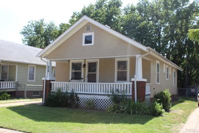 Salina Single Family Home For Sale: 434 Putnam Avenue