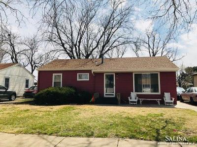 Salina Single Family Home For Sale: 926 East Jewell Avenue