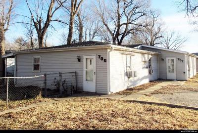 Salina Multi Family Home For Sale: 700 North 4th Street