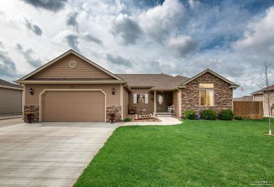 Salina Single Family Home For Sale: 826 Joanie Lane