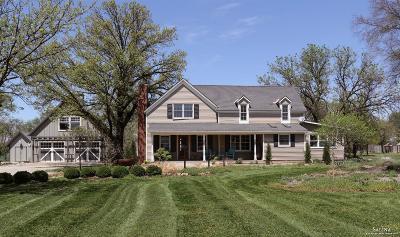 Salina Single Family Home For Sale: 8853 East Cloud Street
