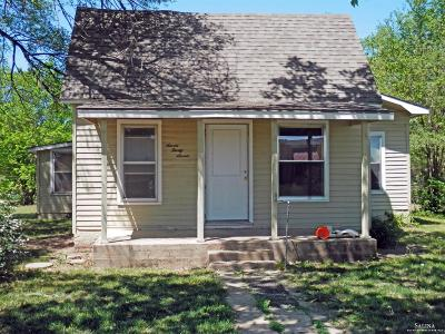 Salina KS Single Family Home Under Contract: $28,000