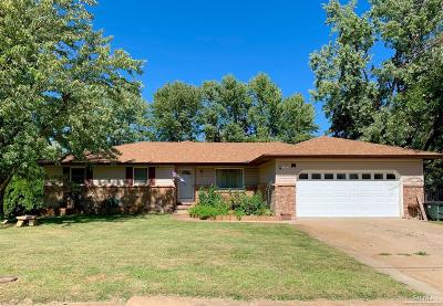 Saline County Single Family Home For Sale: 316 East 2nd Street