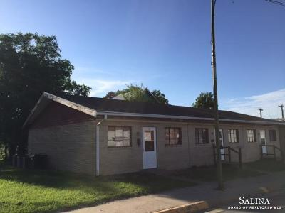 Minneapolis KS Multi Family Home For Sale: $49,900