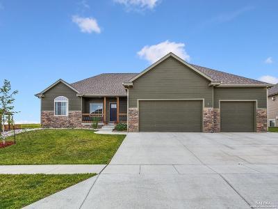 Salina Single Family Home Under Contract: 2327 Sunset Ridge Drive