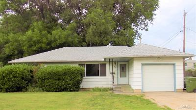 Salina Single Family Home Under Contract: 842 Pearl Avenue