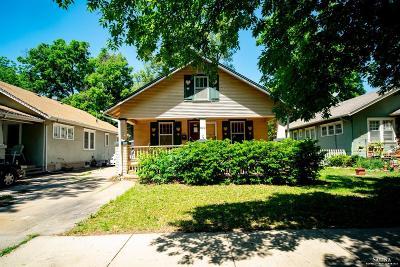 Salina KS Single Family Home For Sale: $43,000