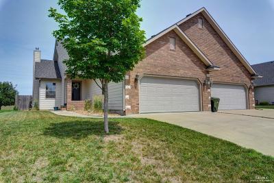 Salina KS Single Family Home For Sale: $219,900
