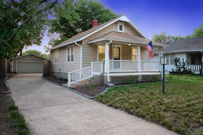 Salina Single Family Home For Sale: 804 Custer Street