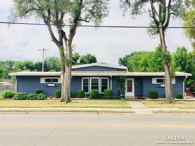 Salina Single Family Home For Sale: 124 East Cloud Street