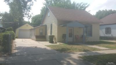 Salina KS Single Family Home For Sale: $48,000