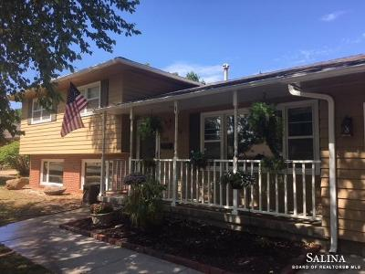 Salina Single Family Home For Sale: 528 Beechwood Road