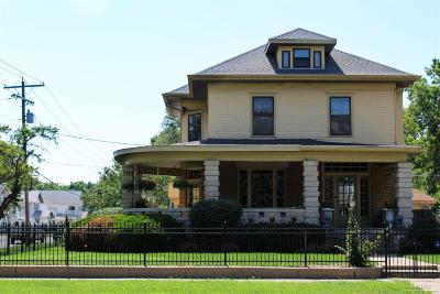 Salina Single Family Home For Sale: 340 South 8th Street